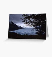 Perito Moreno Greeting Card