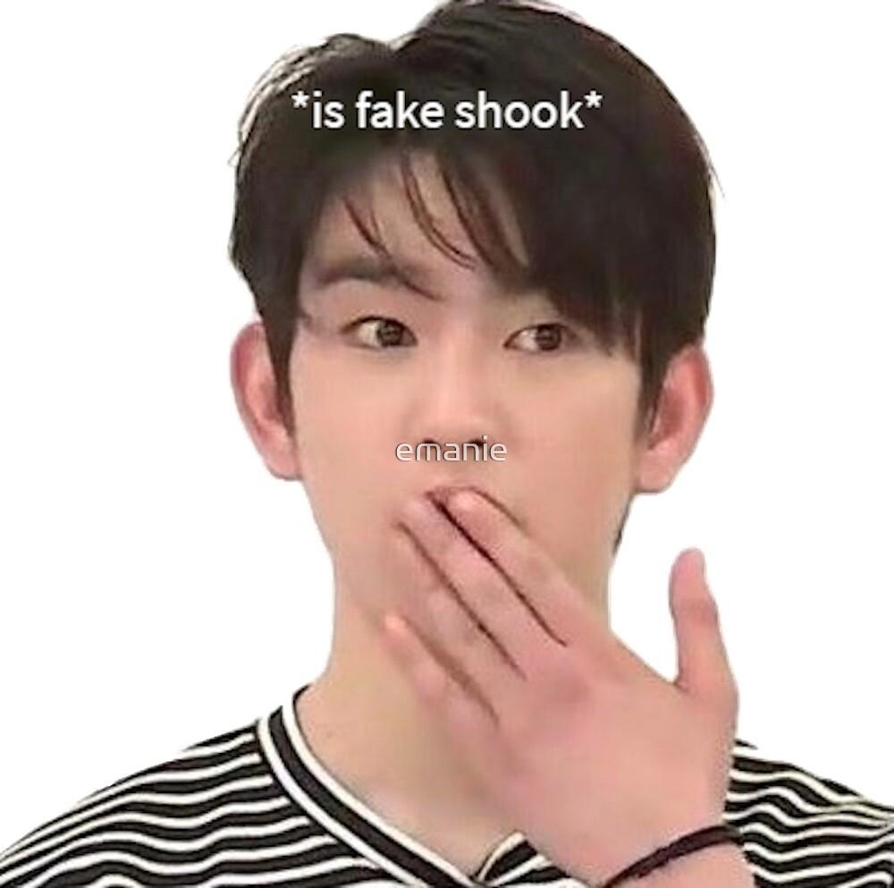 «Fake Jinyoung- GOT7» de emanie