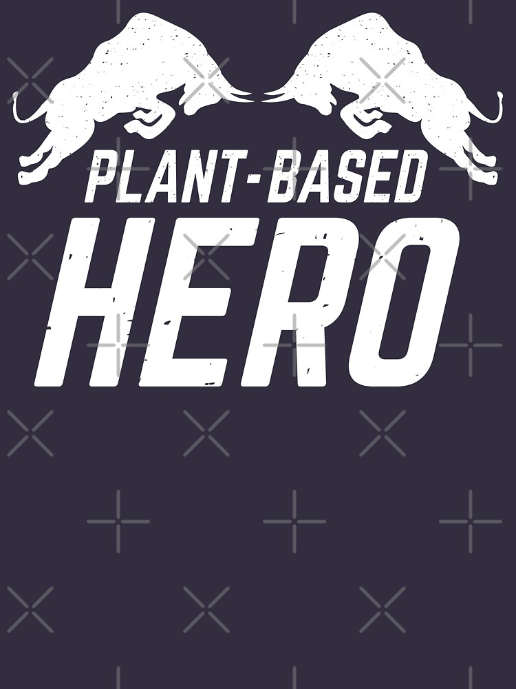 plant-based hero by PlantVictorious