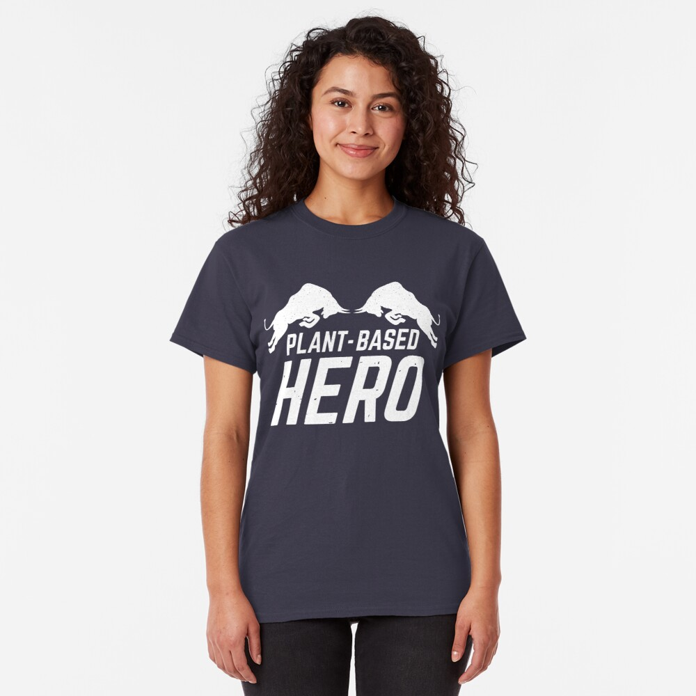 plant-based hero Classic T-Shirt