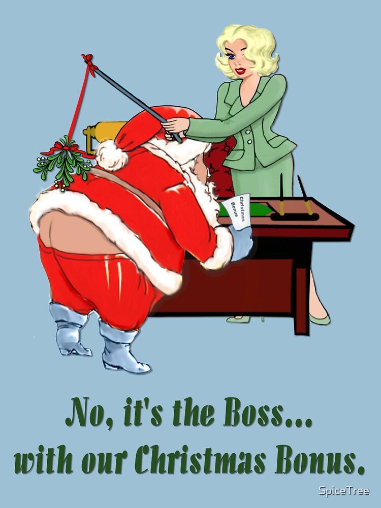 Christmas Bonus by SpiceTree