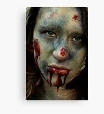 Dead Rising Canvas Print