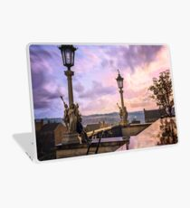 View from Capitol in Nashville, Tennessee, during the Civil War 1864 Laptop Skin