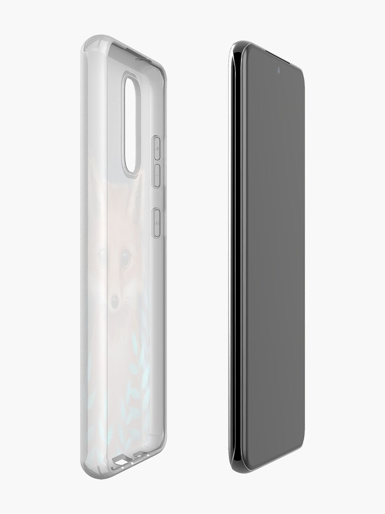 Alternate view of Fox Case & Skin for Samsung Galaxy