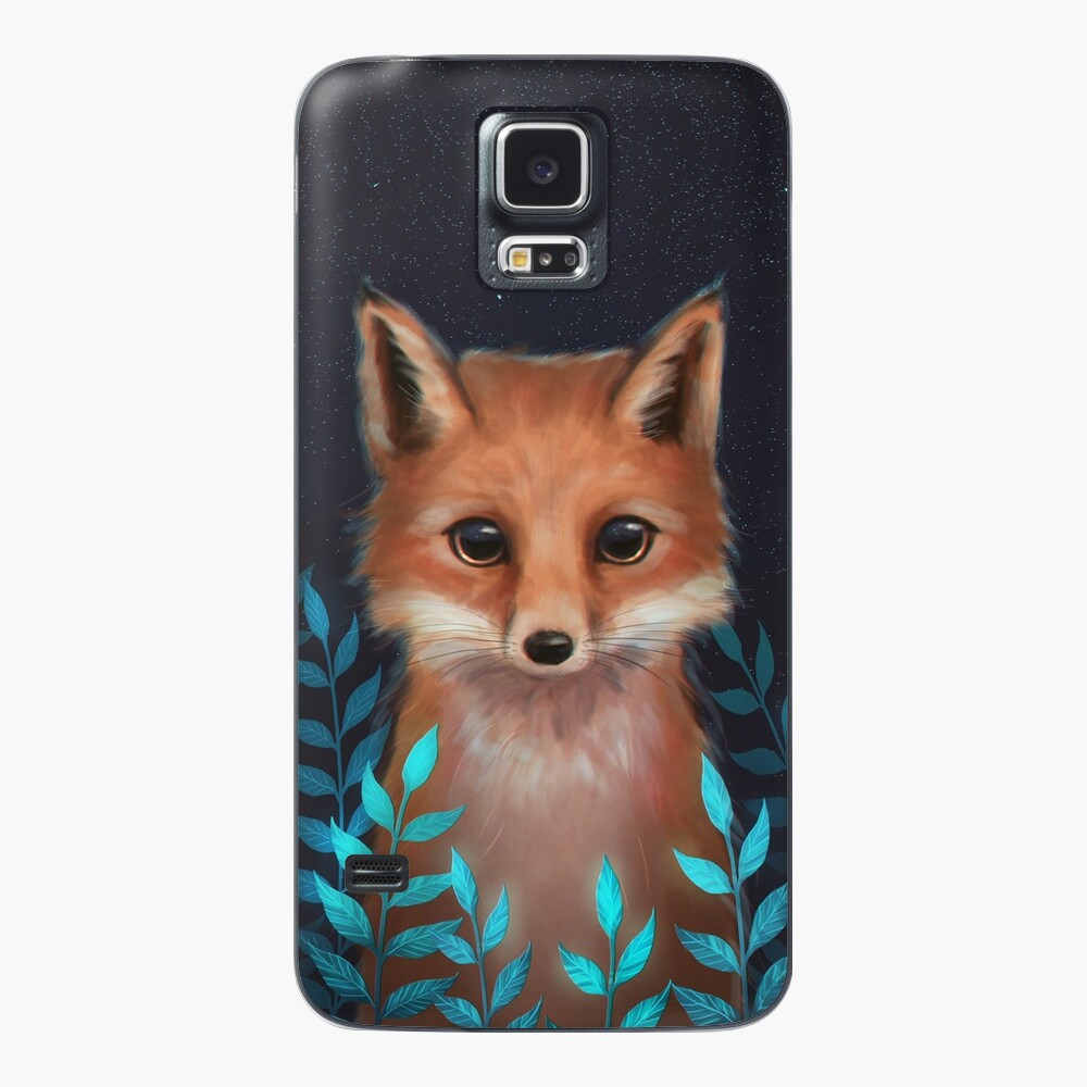 Fox Case & Skin for Samsung Galaxy