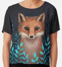 Fuchs Chiffontop