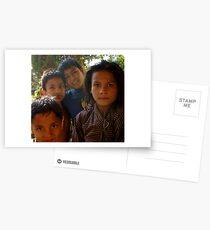 KATHMANDU ORPHANAGE Postcards