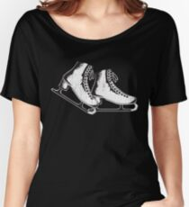 Ice skates Women's Relaxed Fit T-Shirt