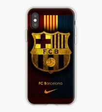 FC Barcelona wallpaper iPhone Case