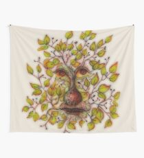 Spirit of the Woods Wall Tapestry