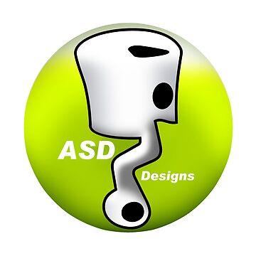 ASD Lime color by yj8dsk57