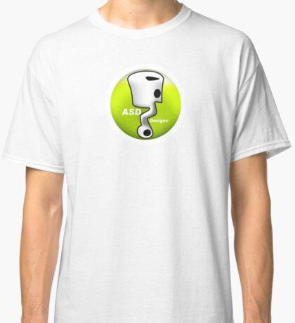 ASD Lime color Classic T-Shirt