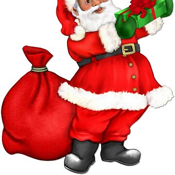 Jolly Santa Claus by SpiceTree