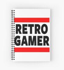 Retro Gamer Spiral Notebook