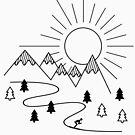 ski by Pferdefreundin