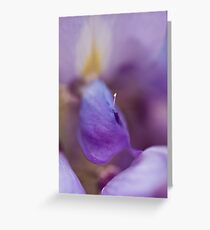 Pistil Greeting Card
