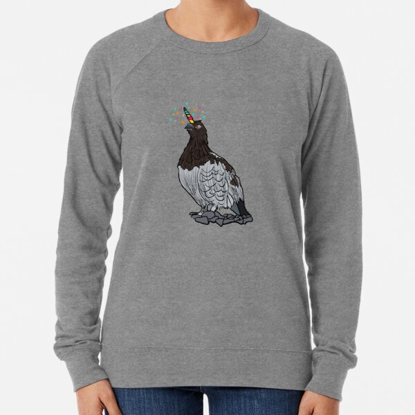 Ptarmicorn  Lightweight Sweatshirt
