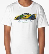 McSenna - Senna Inspired Long T-Shirt