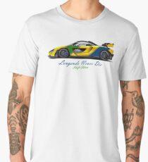 McSenna - Senna Inspired Men's Premium T-Shirt