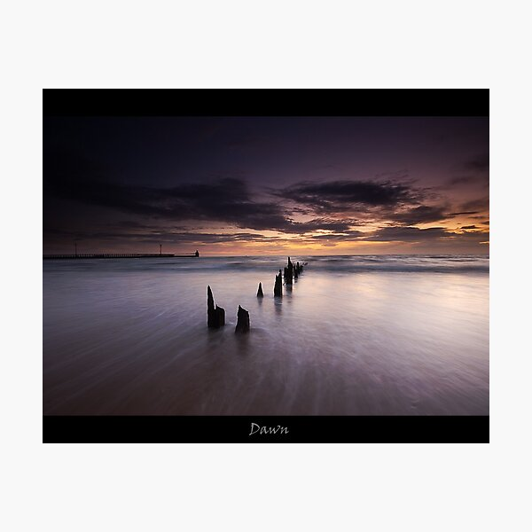 Dawn Photographic Print