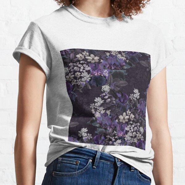 Lalia Dark Floral Classic T-Shirt