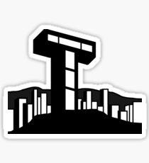 Teen Tower Sticker