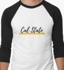 Cal State Long Beach Men's Baseball ¾ T-Shirt