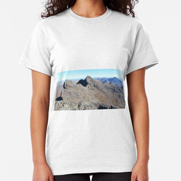 The Bhasteir Tooth, Am Basteir & Sgurr nan Gillean Classic T-Shirt