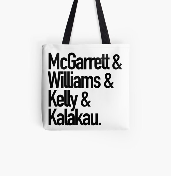 Hawaii Five-0 Popular Graphic All Over Print Tote Bag