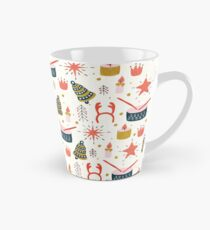 Christmas with Toys Tall Mug