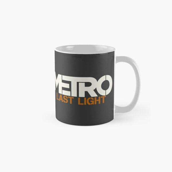 Metro Last Light - Metro-Serie Tasse (Standard)