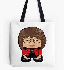 Love Quest POLITICO'BOT Toy Robot Tote Bag
