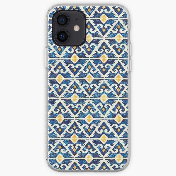Thunderbird Kilim Watercolor iPhone Soft Case