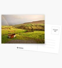 A pot of gold in the fields of Kerry Postcards