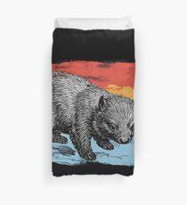 Wombat Marsupial Duvet Cover