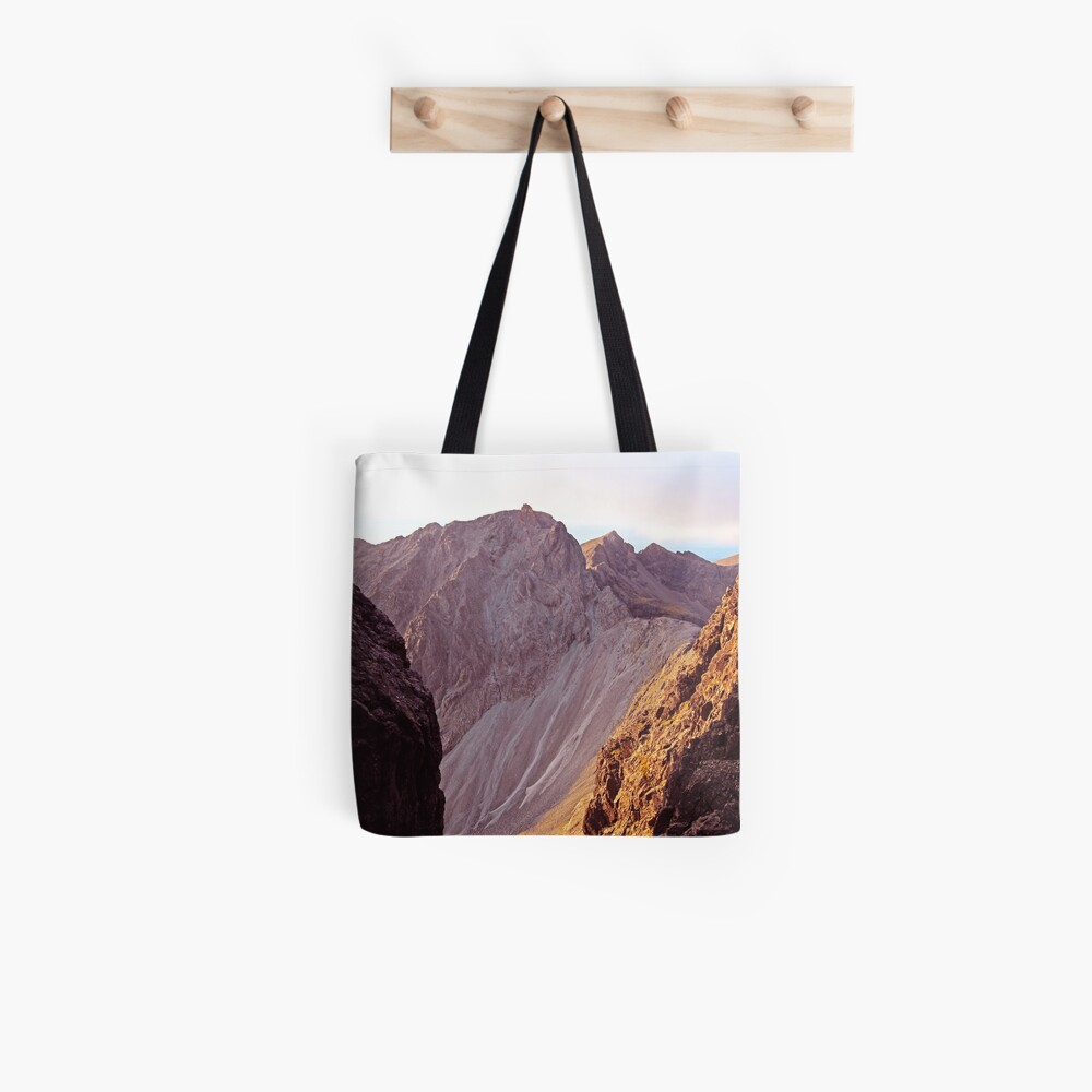 From The Great Stone Chute Tote Bag