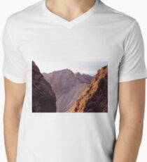 From The Great Stone Chute V-Neck T-Shirt