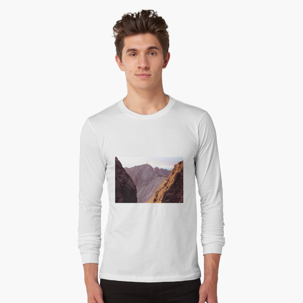 From The Great Stone Chute Long Sleeve T-Shirt