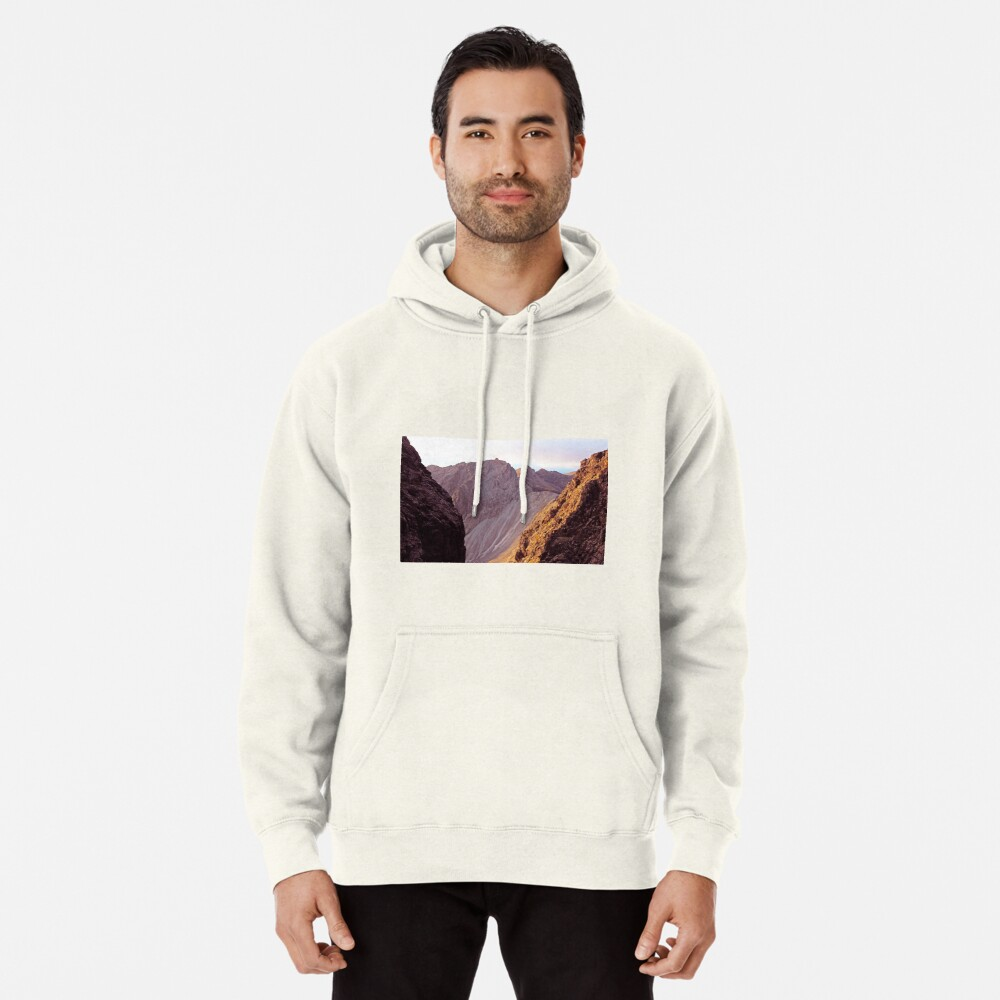 From The Great Stone Chute Pullover Hoodie