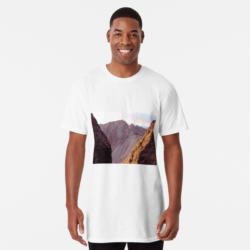 From The Great Stone Chute Long T-Shirt
