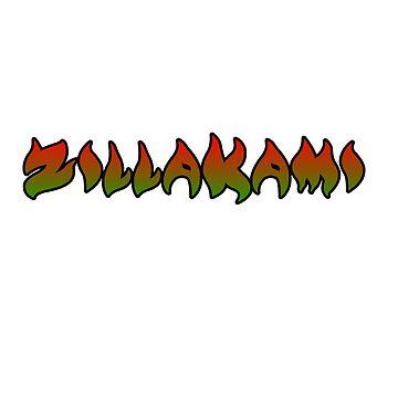 ZillaKami logo  by IjazAhmed1231