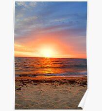 Sunrise, Sunset. Poster