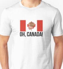 """Oh, Canada!"" - Haechan (NCT) Unisex T-Shirt"