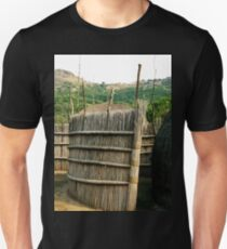 a desolate Swaziland  landscape T-Shirt