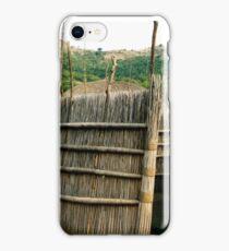 a desolate Swaziland  landscape iPhone Case/Skin