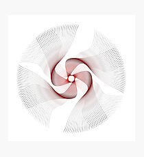 Circle Study No. 205 Photographic Print