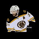Patrice Bergeron Cartoon by Mr Emerson