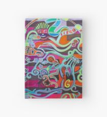 What the Thunder Said Hardcover Journal