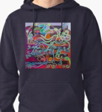 What the Thunder Said Pullover Hoodie