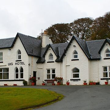 Uig Hotel, Isle of Skye, Scotland by FranWest
